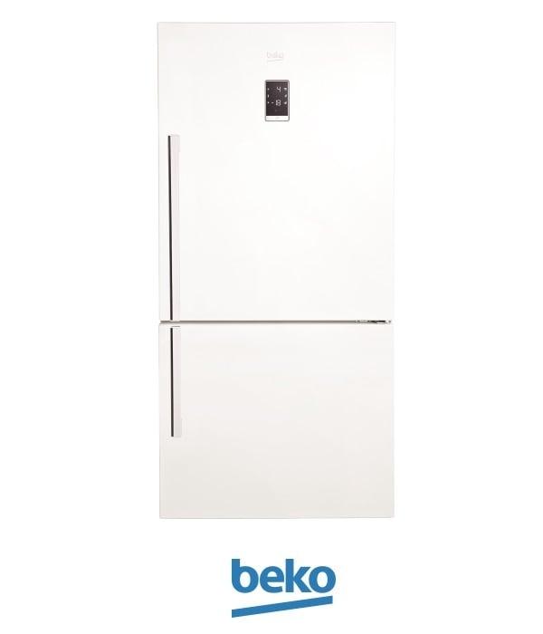 beko מקרר מקפיא תחתון 574 ליטר דגם: CN160231W