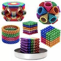 כדורים מגנטים להרכבה צורות