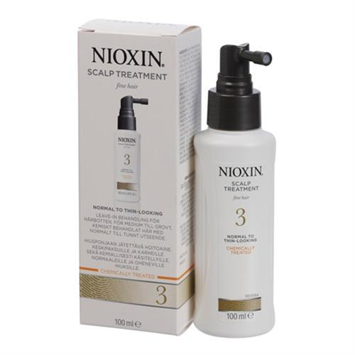 Nioxin System 3 Scalp Treatment 100 ml טיפול לקרקפת