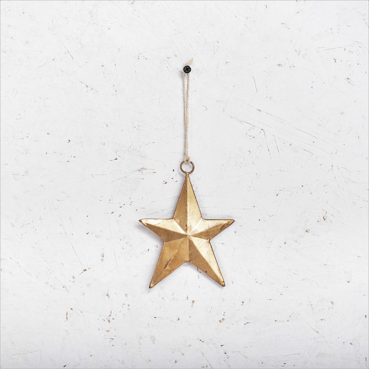 כוכב ברזל - זהב