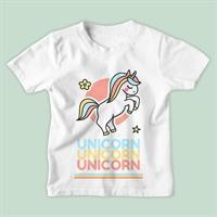 חולצת ילדים Unicorn