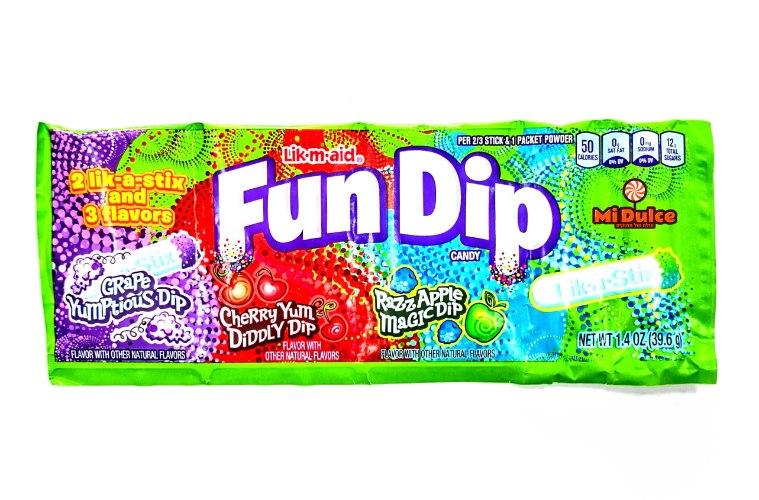 Fun Dip Sour