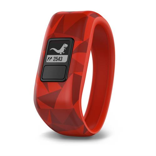שעון דופק Garmin Vivofit Jr Red