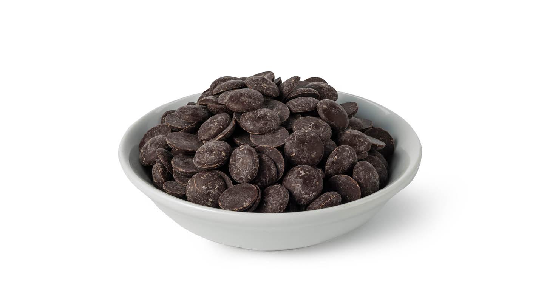 שוקולד מריר מטבעות 100 גרם