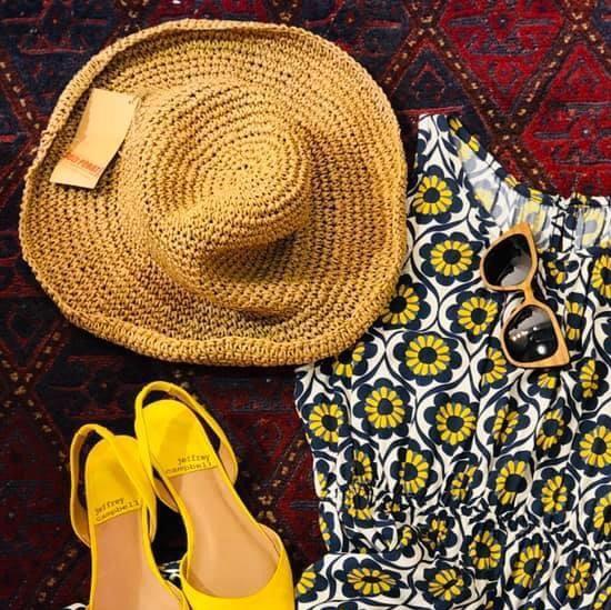 כובע SANTORINO