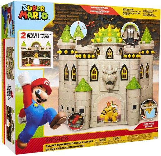 מריו הטירה הענקית של באוזר