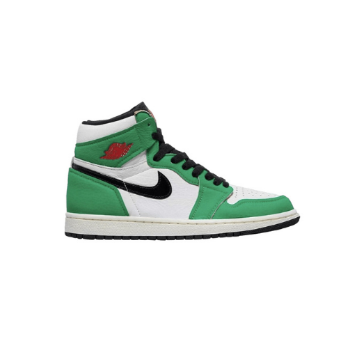 Nike Air jordan 1 High Lucky Green