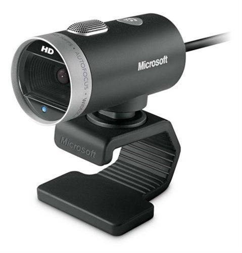 מצלמת רשת Microsoft LifeCam Cinema