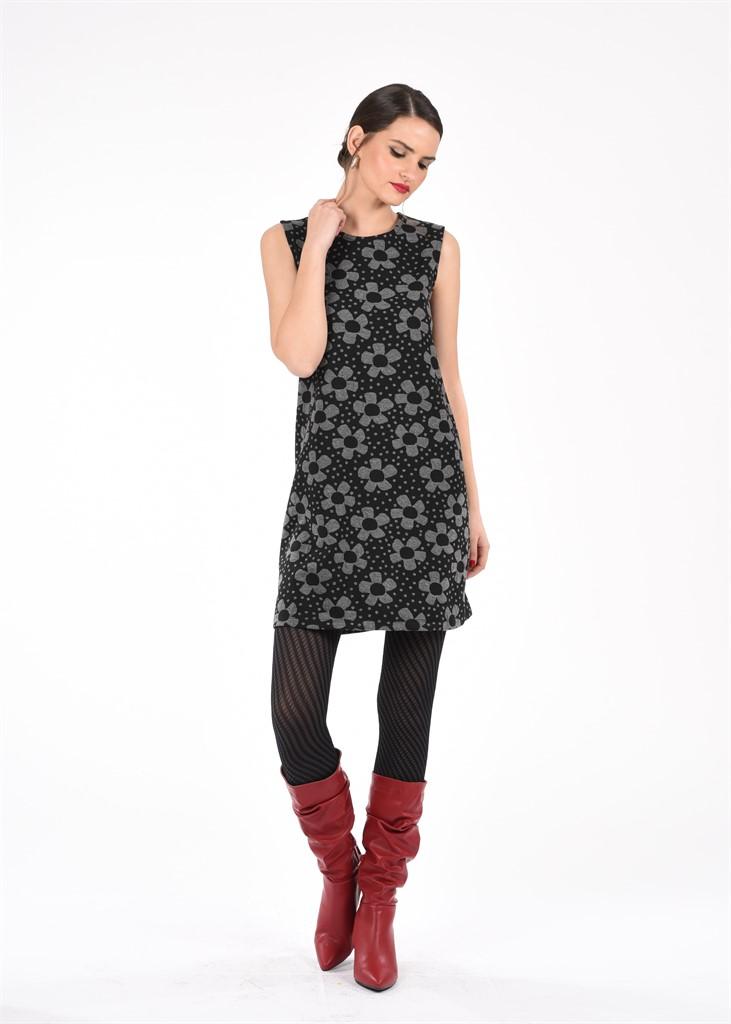 שמלה פלורה