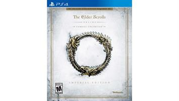 PS4 The Elder Scrolls Online