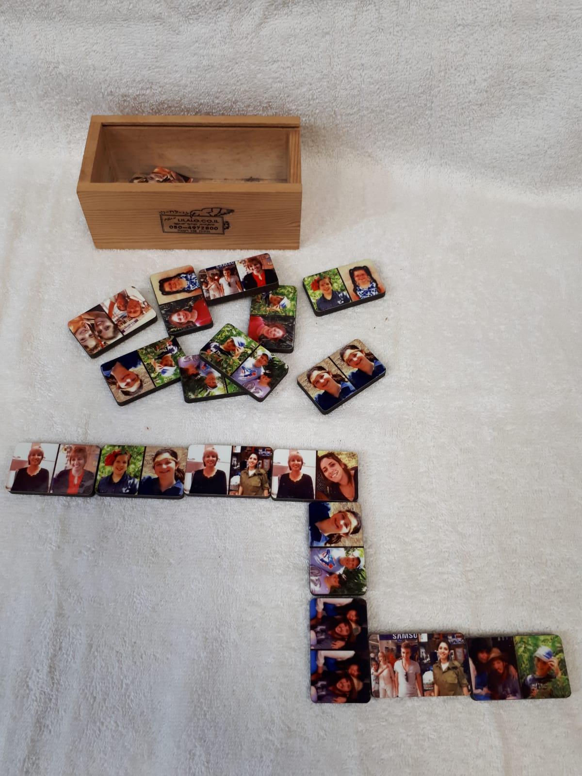 דומינו תמונות 28 חלקים