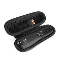 שלט רחוק תואם  למצגות  Wireless Presenter R400+כולל נרתיק+סוללות