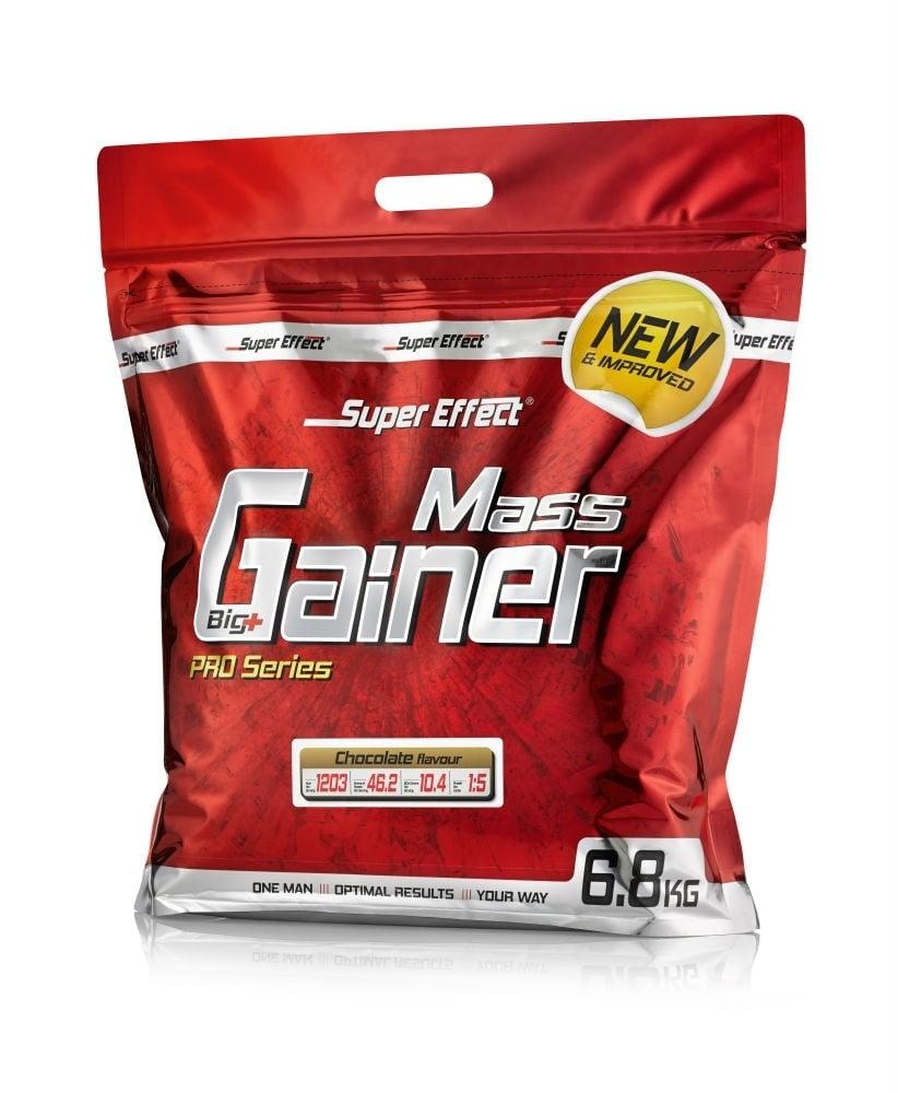 חבילת מסה-SUPER GAINER 6.8 KG SUPER EFFECT