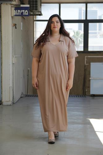 שמלת דריה קיץ חאקי