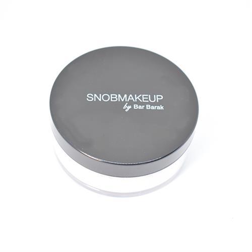 SNOBMAKEUP transparent loose powder