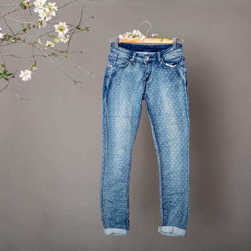 ג'ינס SHINE נקודות