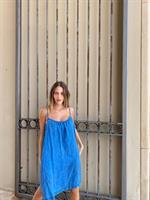 שמלת מגי ג'ינס
