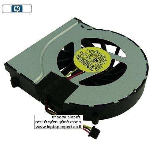 מאוורר למחשב נייד HP Pavilion DV7-4000 CPU Cooling Fan DFB552005M30T - F9V8 DC5V 0.5A