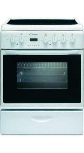 תנור משולב כיריים Candy CCV6525W קנדי