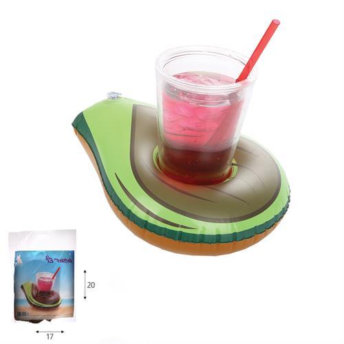 מעמד כוסות מתנפח אבוקדו