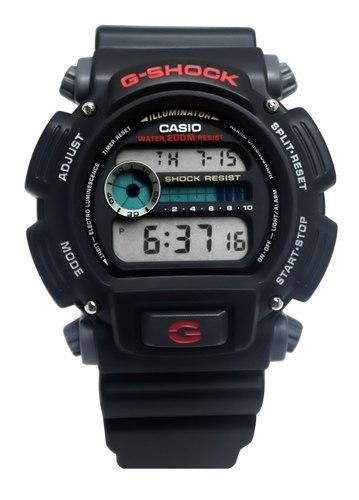 שעון ג'ישוק G-Shock DW 9052 אחריות יבואן רישמי