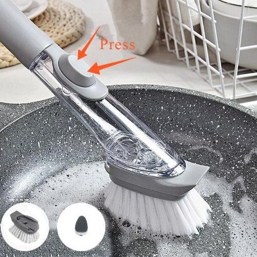 מברשת לשטיפת כלים