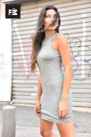 שמלה קולר FM