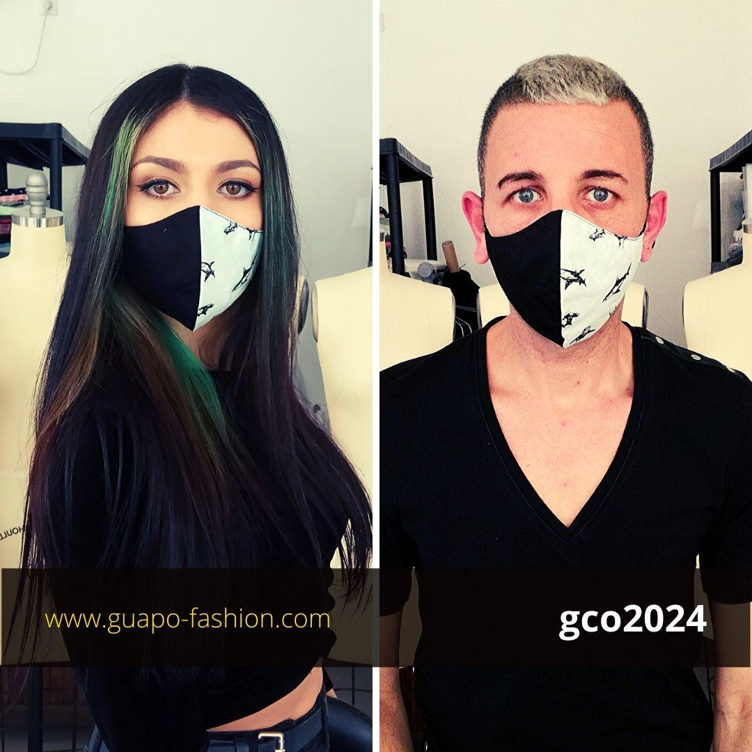מסכת בד לקורונה corona face mask