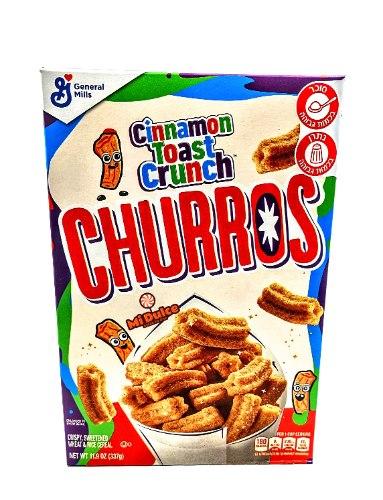 Churros Cinnamon