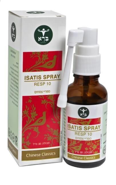 איסטיס ספריי - Isatis Spray