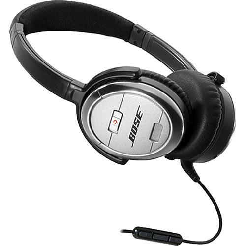 אוזניות מנטרלות רעשים BOSE דגם QuietComfort 3 QC3