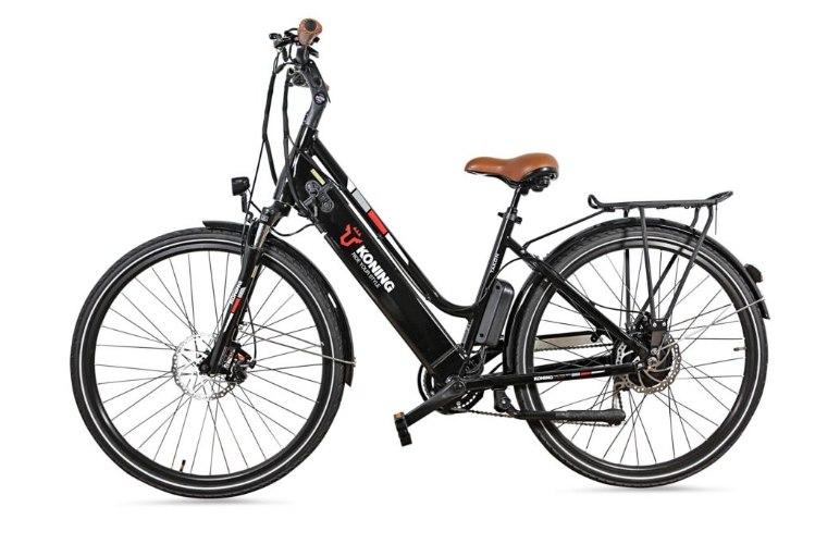 אופניים חשמליים יד שנייה KONING 36V 8Ah