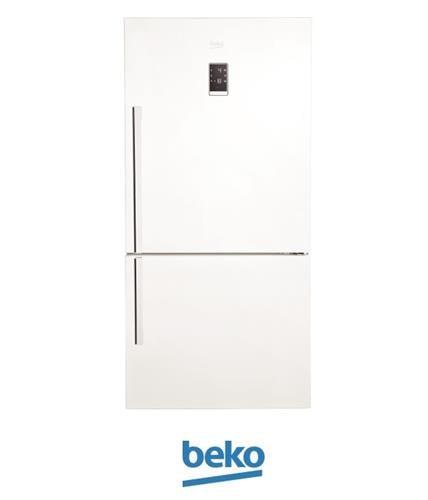 beko מקרר מקפיא תחתון 574 ליטר דגם: CN-160231W מתצוגה !