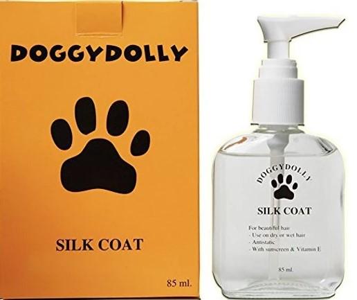 silk coat סרום לכלב