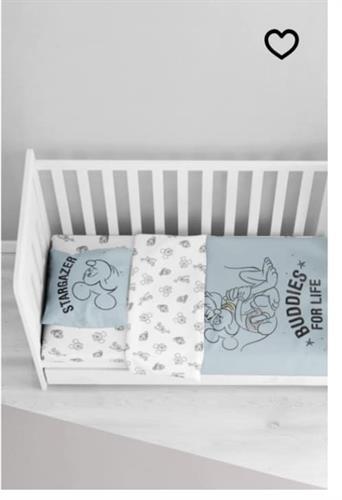 סט מלא מיטת תינוק דגם באדיס