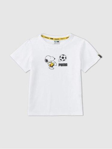 חולצת T  PEANUTS כדורגל