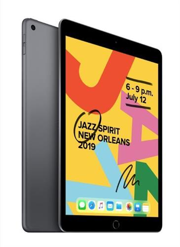 טאבלט Apple iPad 10.2 (2019) 32GB Wi-Fi + Cellular