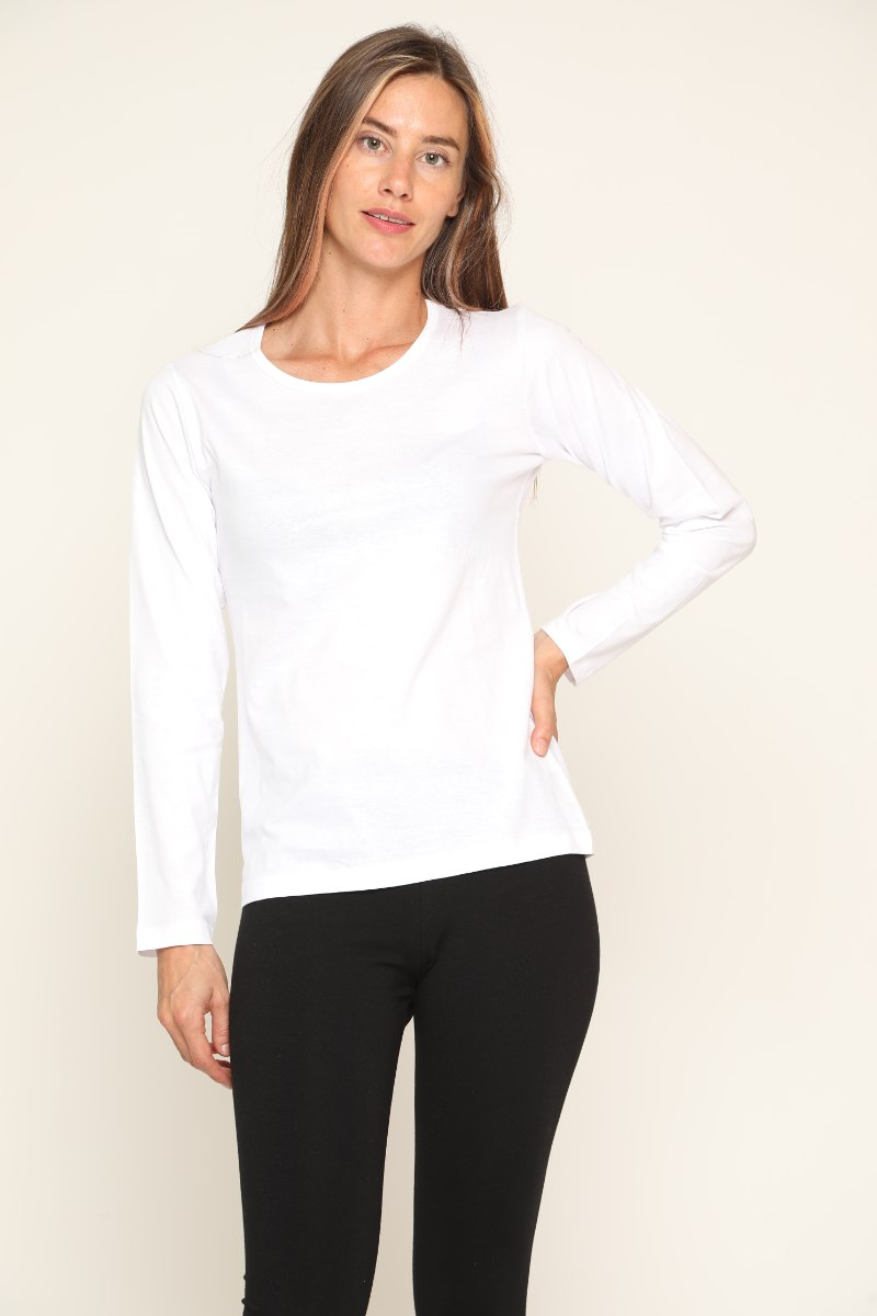 חולצת נשים שרוול ארוך ניקי