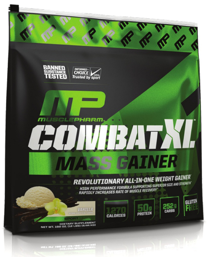 גיינר קומבט XL מאסל פארם - Combat XL Mass Gainer
