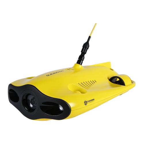 צוללת תת ימית עם מצלמה על שלט Chasing Globus Mini 4K
