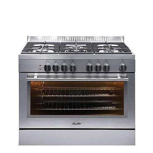 """תנור אפייה משולב 90 ס""""מ Sauter XL90IX"""