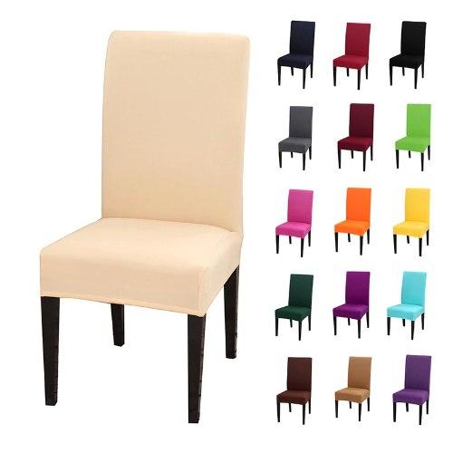 כיסויים אלסטיים לכיסאות עיצוב חלק! פוליאסטר, קטיפה ואריגה! - אוניברסלי!