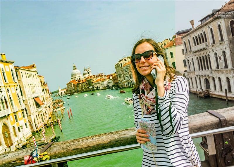 ונציה סיור קולי - סיור אודיו