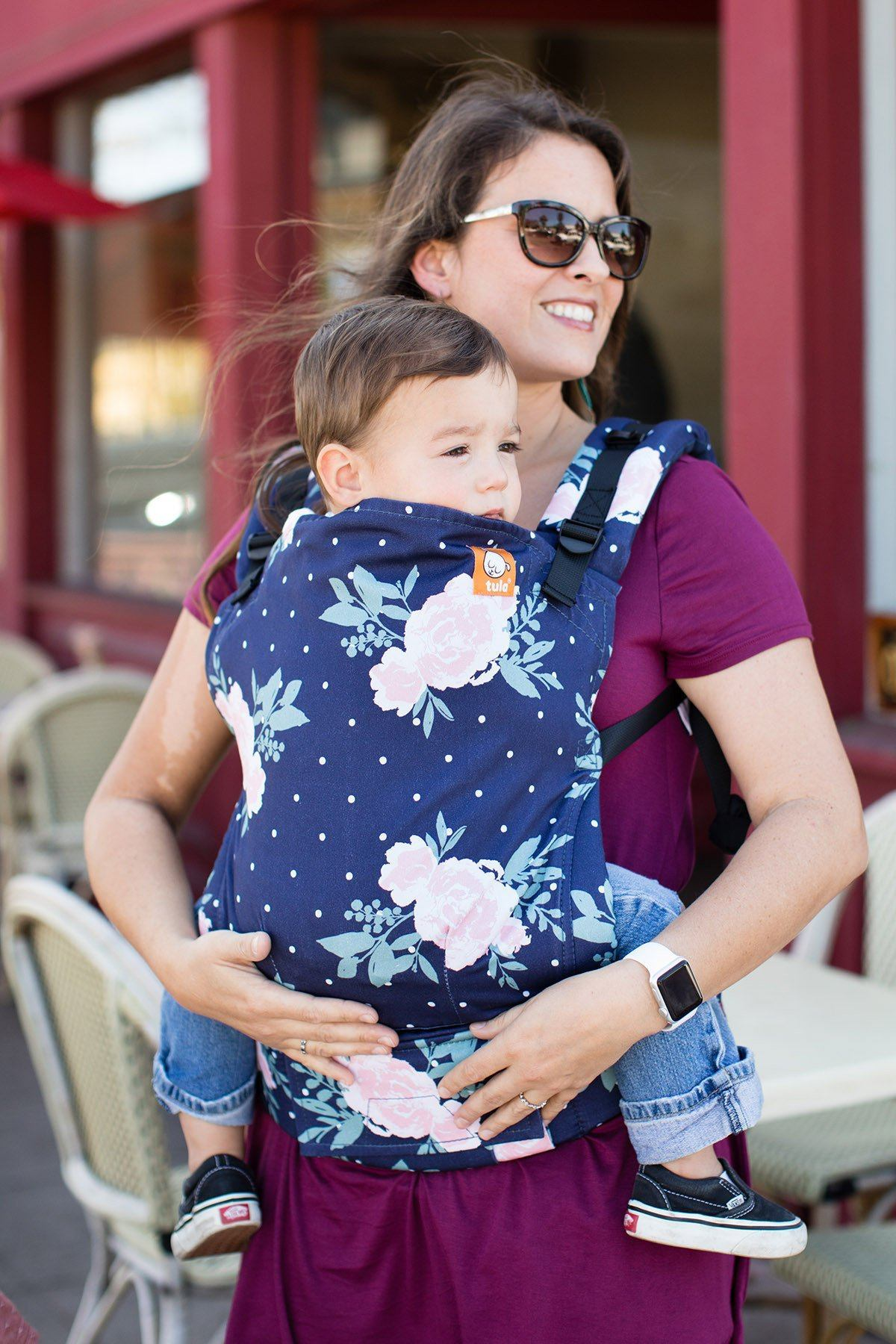 מנשא טולה לפעוט Baby Tula Toddler Carrier