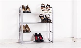 מעמד נעליים 4 מדפים