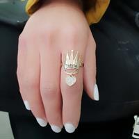 טבעת כתר