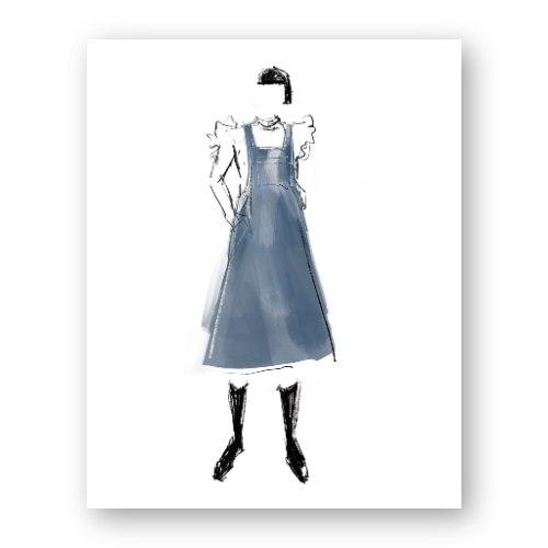 איור אופנה #27