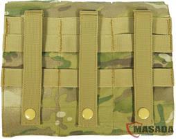 Masada Armour Triple M4/M16  Mag Pouch
