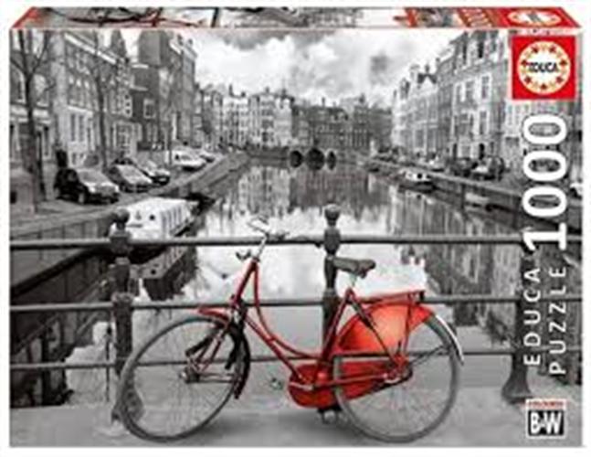 פאזל 1000 חל' -אמסטרדם
