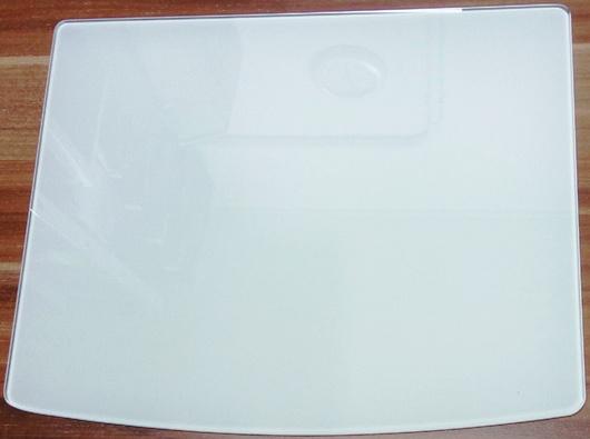 מדף זכוכית לממיר/DVD צבע לבן LEXUS-2500